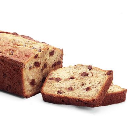 Guilt-Free Choco-Banana Bread