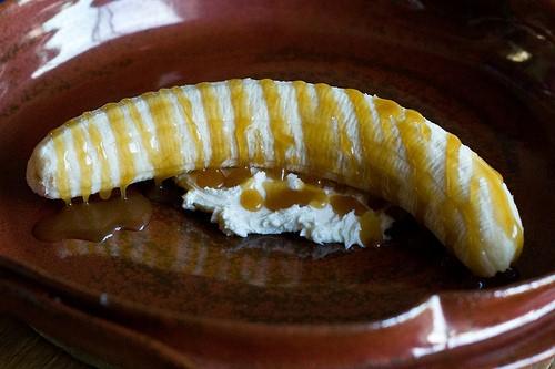 Banana w.honey