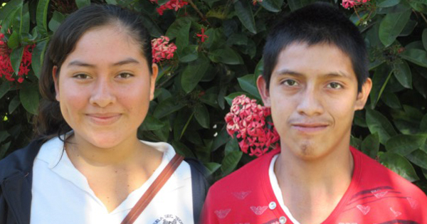 Introducing GROW Students Erasmo and Alondra
