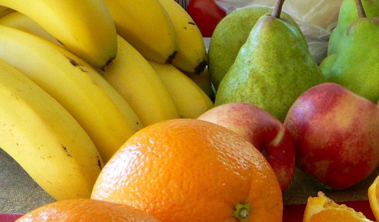 Organics Unlimited fruit variety
