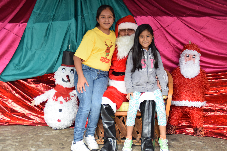 GROW Bananas Project Amigo Christmas Fiesta